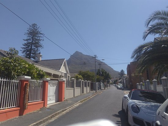 Observatory, Afrique du Sud: Street view / Devels Peak