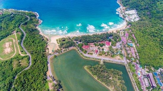 Naiharn Beach Resort: Naiharn Area