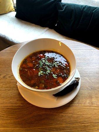 Kaukazo gėrybės (Caucasian goodies): Soup