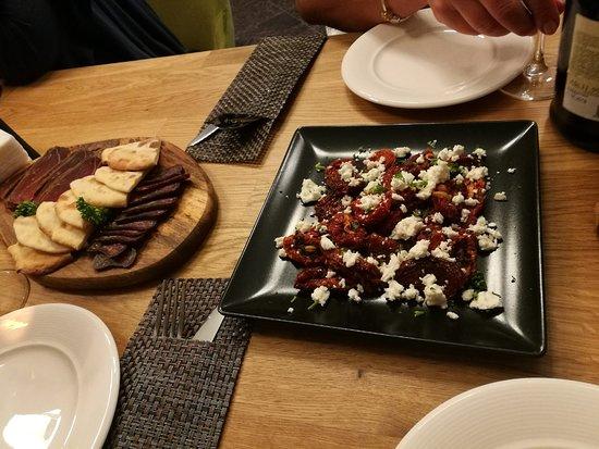 Kaukazo gėrybės (Caucasian goodies): Snacks