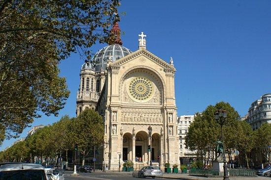 Statue Equestre de Jeanne d'Arc