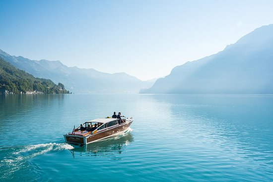Donna Anna - Boat Tours Interlaken