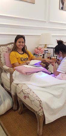 Princess needs Pampering ? Visit Prive Nails, We are the best.