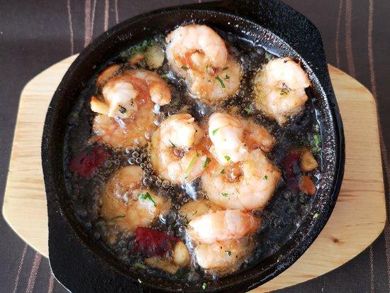 Restaurant Grill Sabor del Lomo: Gambas al ajillo