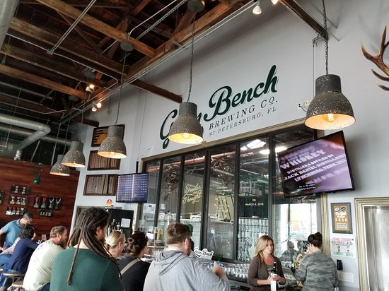 Green Bench Brewing Company Photo