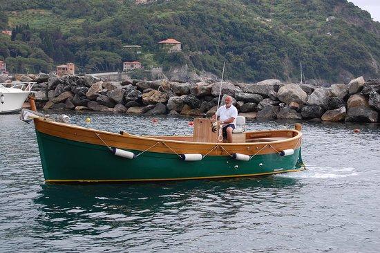 Baciccia Boat