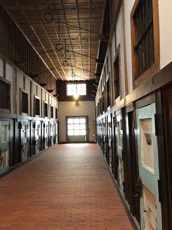 Abashiri Prison Museum: 舎房