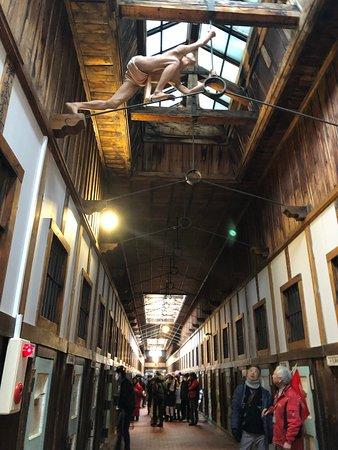 Abashiri Prison Museum: 白鳥由栄