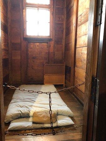 Abashiri Prison Museum: 部屋