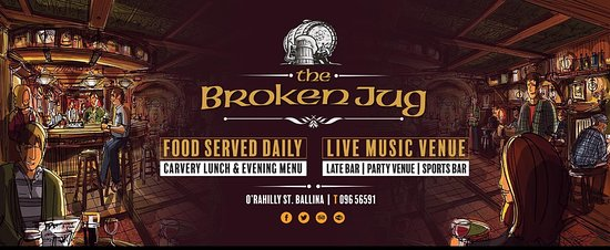 The Broken Jug Bar & Restaurant