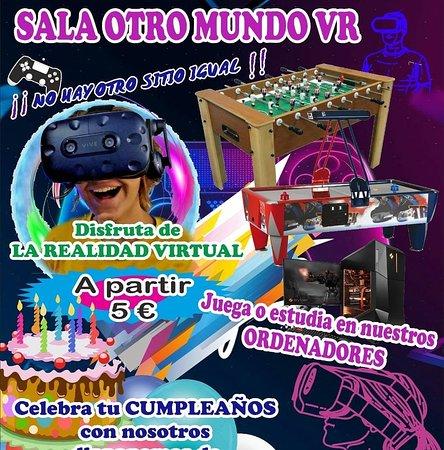 Sala Otro Mundo VR