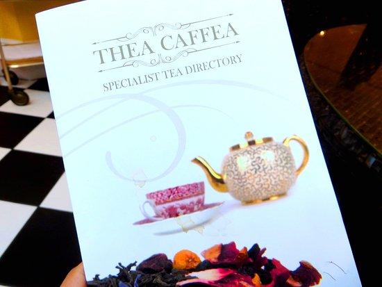 Nottingham Thea Caffea in Nottingham