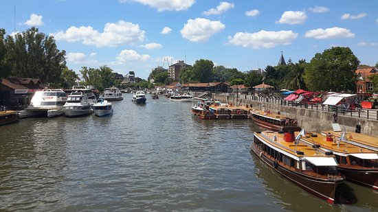 Dock in Tigre