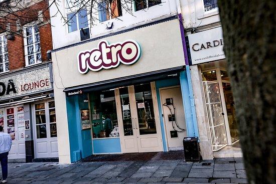Retro Cardiff