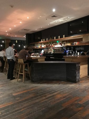 Hotel Vermont: Bar at Juniper