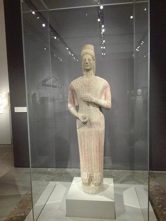 Altes Museum: Escultura