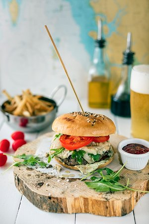 Palapa Grill & Lounge: The Palapa Burger
