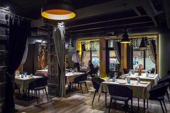 The KItchen 21 Restaurant
