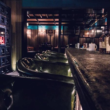 Aging Room Cigar & Spirits