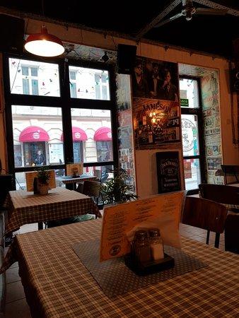 Kazmierz The Former Jewish District: Pub Jan in Jewish Quarter