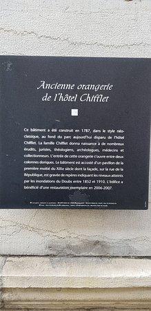 Petit passage des monuments historiques, pour la culture .. ;)