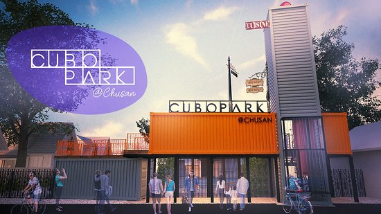 CUBOPARK @Chusan
