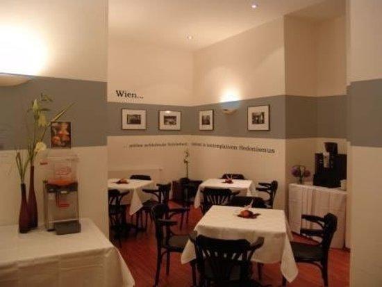 Pension Riedl: Restaurant