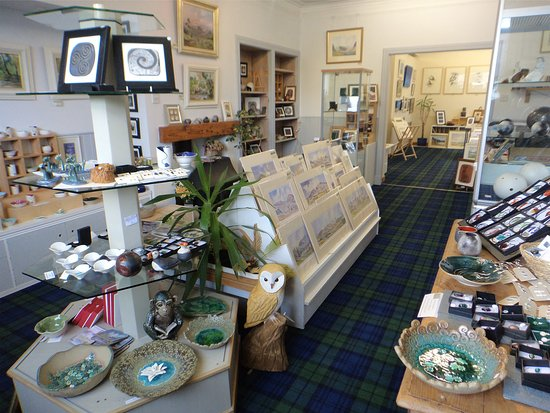 Carrbridge Artists Studio