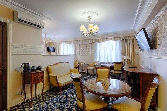 Zvezda Hotel: Suite