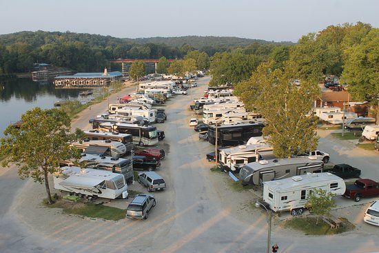Great Location Review Of Branson Lakeside Rv Park