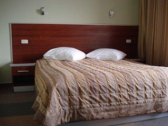 Orenburg Oblast, Russia: Guest room