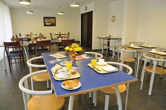 Appart'City Limoges: Restaurant
