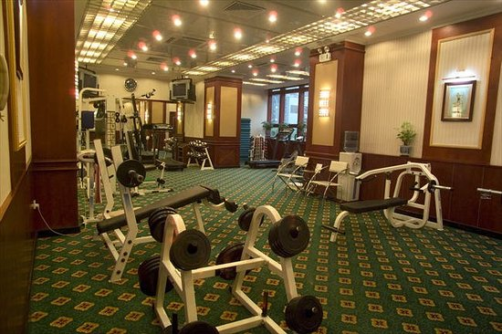 Sunshine Plaza Hotel: Health club