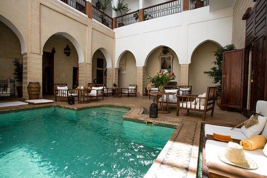 Riad Amira B Amp B Marrakech Maroc Tarifs 2019 Mis 224 Jour