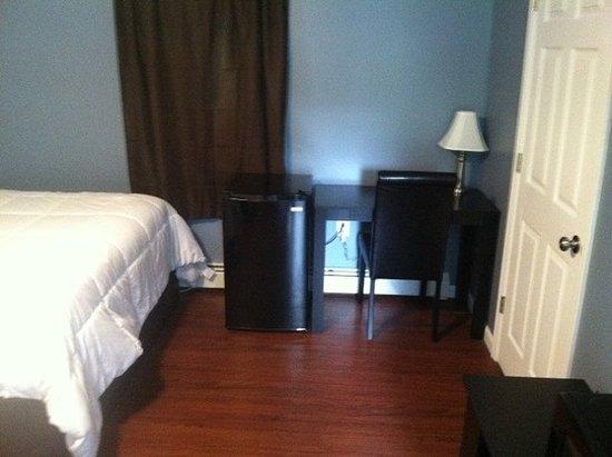 Allegany, État de New York: Guest room