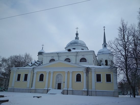 Nikity Muchenika Church