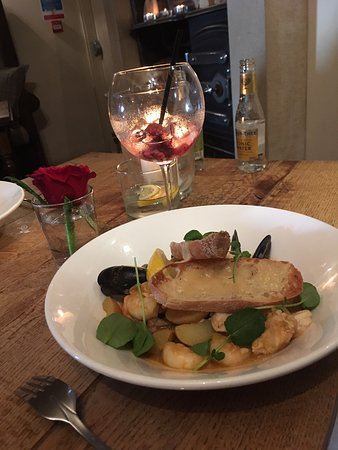 The Farmers Arms, Great Eccleston - Halsalls Sq - Restaurant