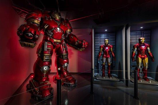 Marvel Avengers STATION at TI Las Vegas