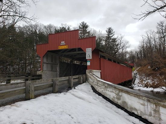 Geiger Covered Bridge