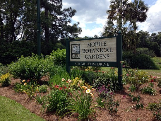 Mobile Botanical Gardens
