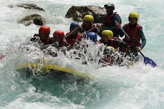 Soca River Rafting fra Bovec