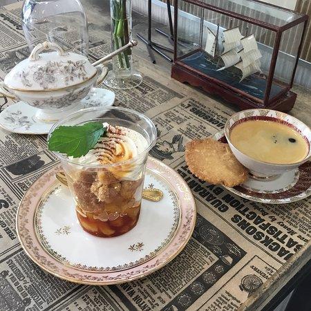 La Bernerie-en-Retz, France: Petite pose à L'Ancrage Gourmand