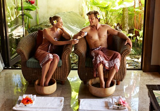 Isole Cook: Love a little couple spa time. Relax and enjoy Te Manava Luxury Spa located in Muri Rarotonga.