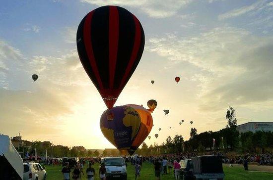 Vol du Festival Européen du Ballon du...