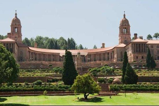 Pretoria, Soweto og Apartheid Museum...