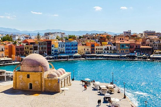 West Crete Day Tour: Chania...
