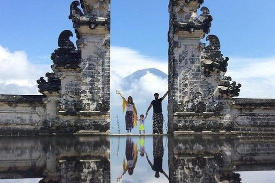 Lempuyang Luhur Temple Portão do Céu...