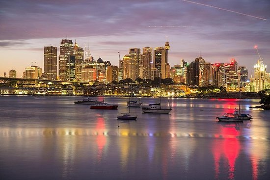 Sydney la nuit