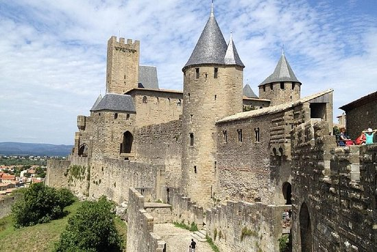 Guided Tour Carcassonne and Counts...