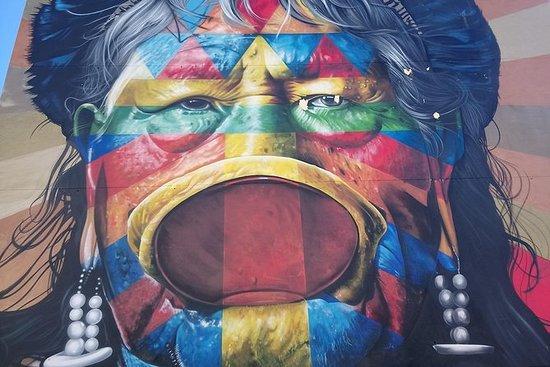 Visite complète de l'art de rue à...